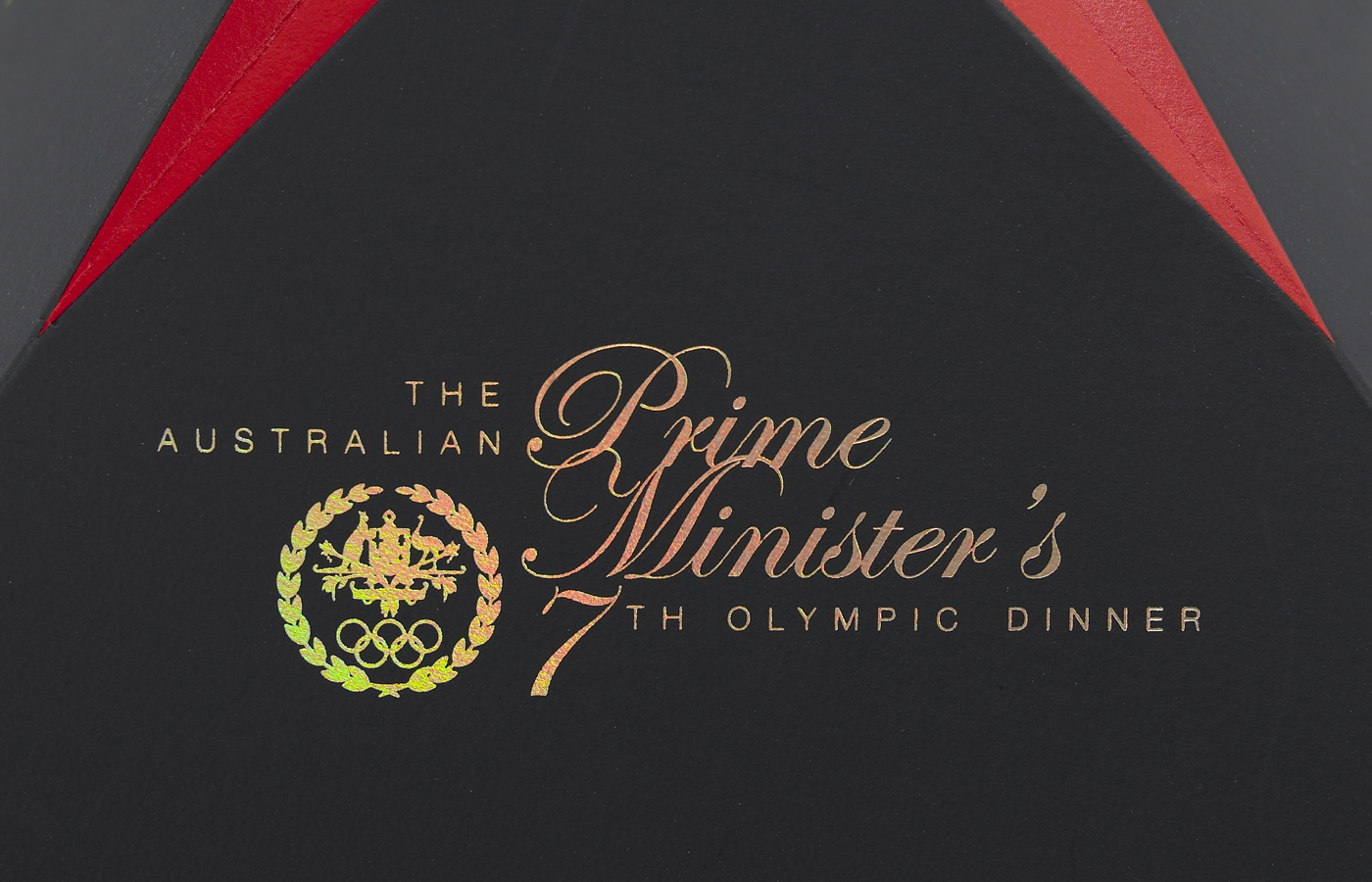 2008 Prime Minster's Olympic Dinner