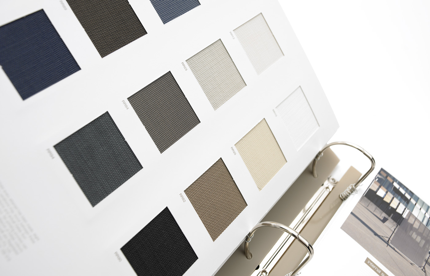 Defab Interior Fabric Specifier Folder